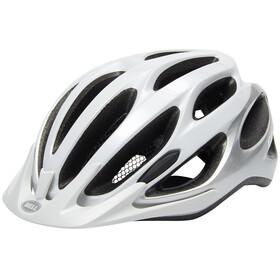 Bell Traverse casco per bici grigio/bianco